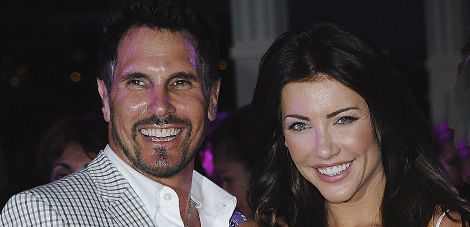 B&B's Don Diamont and Jacqueline Wood