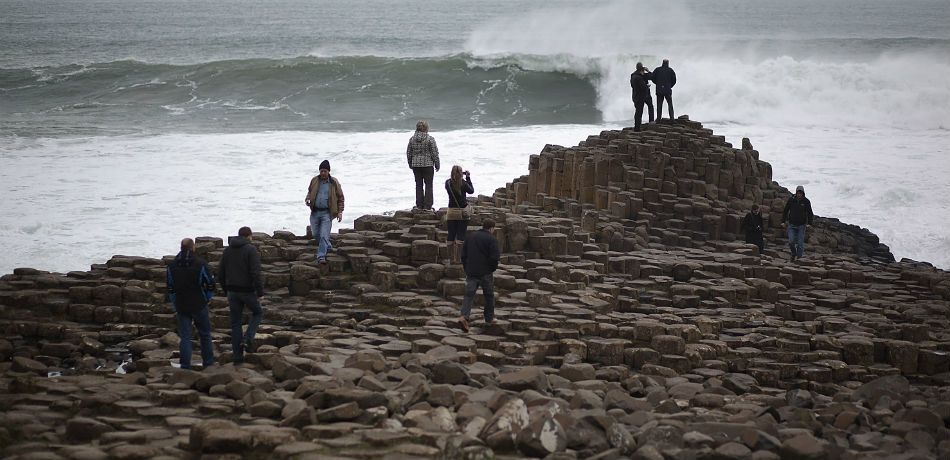Scientists have discovered how Giant's Causeway in Ireland was created.