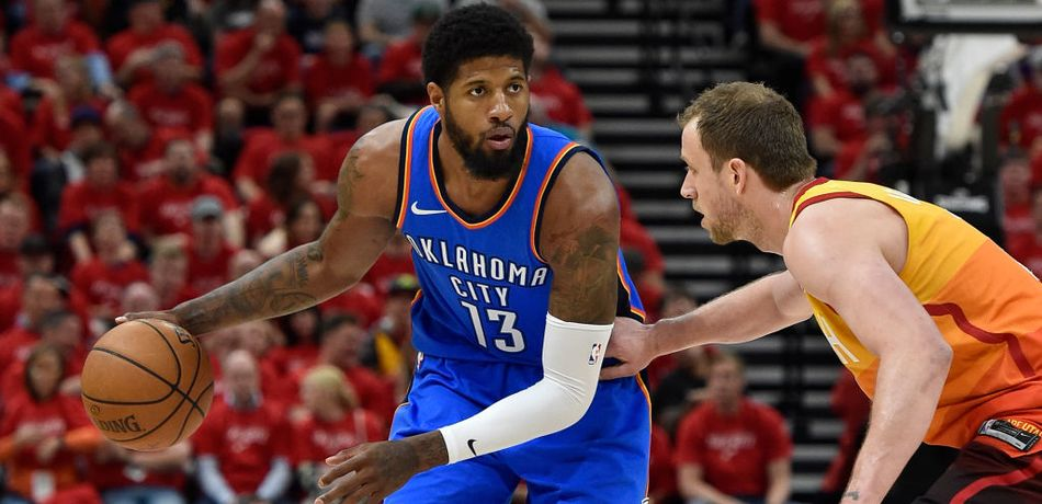 Paul George to Sixers