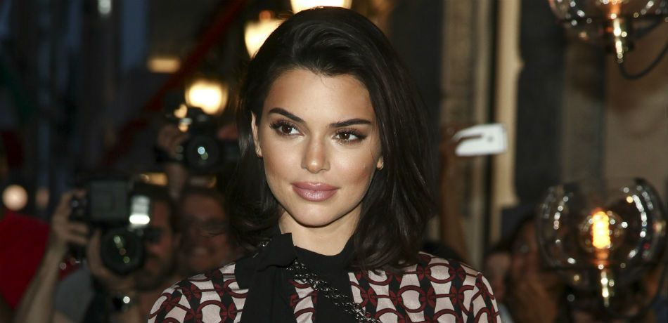 kendall jenner had words with a hater