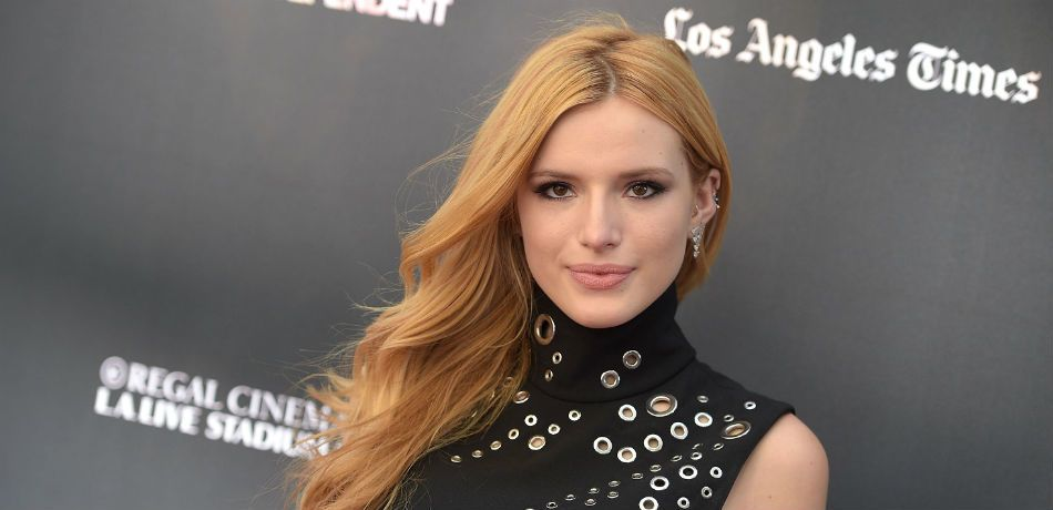 Bella Thorne Wows Instagram Fans With Topless Photo