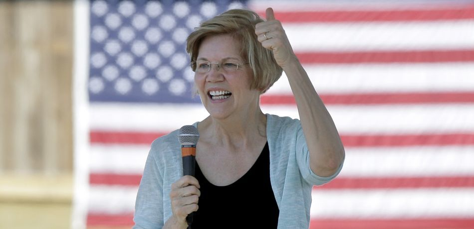 Elizabeth Warren May Be Signaling Run For President After Using Trump's 'Pocahontas' Slur As Fundraising Pitch