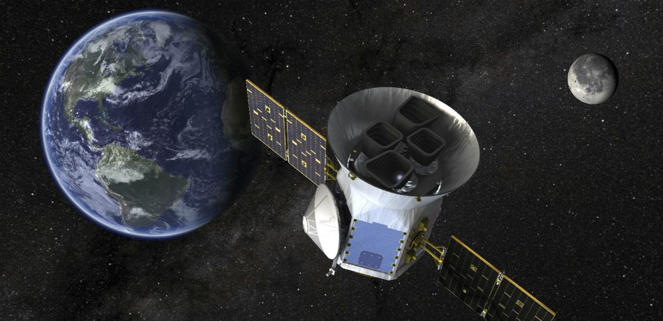 NASA's TESS satellite has started its new science mission to seek out exoplanets beyond our solar system.