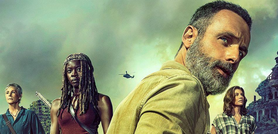 AMC's 'The Walking Dead,' Season 9, timeline, promo image