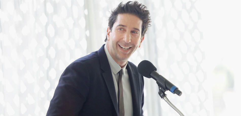British Police Say They've Found David Schwimmer Look-Alike Suspect In Announcement Channeling Chandler Bing