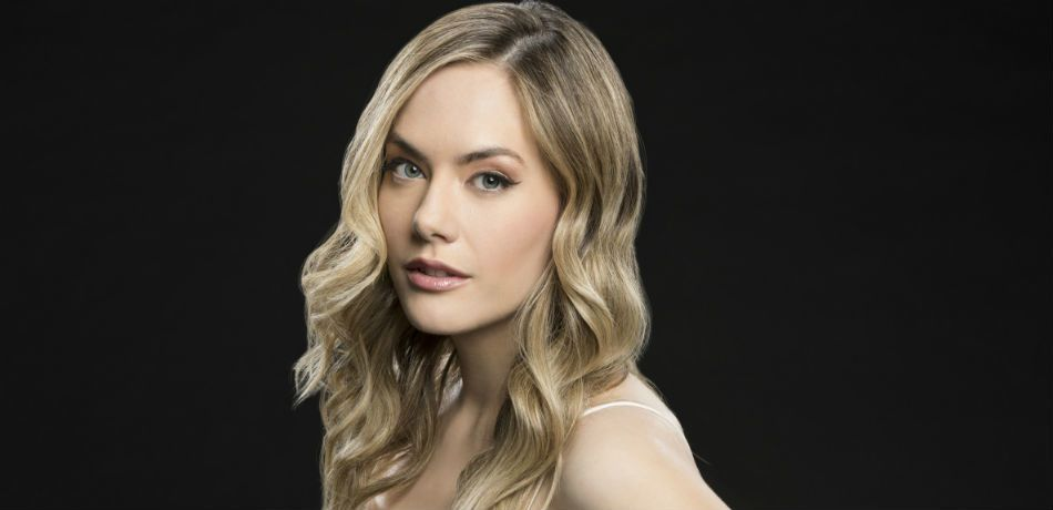Annika Noelle plays Hope Logan on Bold and the Beautiful.