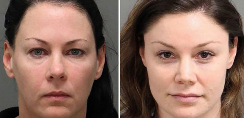 North Carolina women arrested for allegedly groping transgender woman