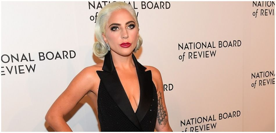 Lady Gaga attends the 2019 National Board Of Review Gala.