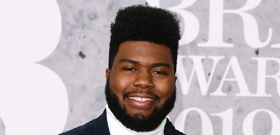 Khalid attends The BRIT Awards 2019 held at The O2 Arena