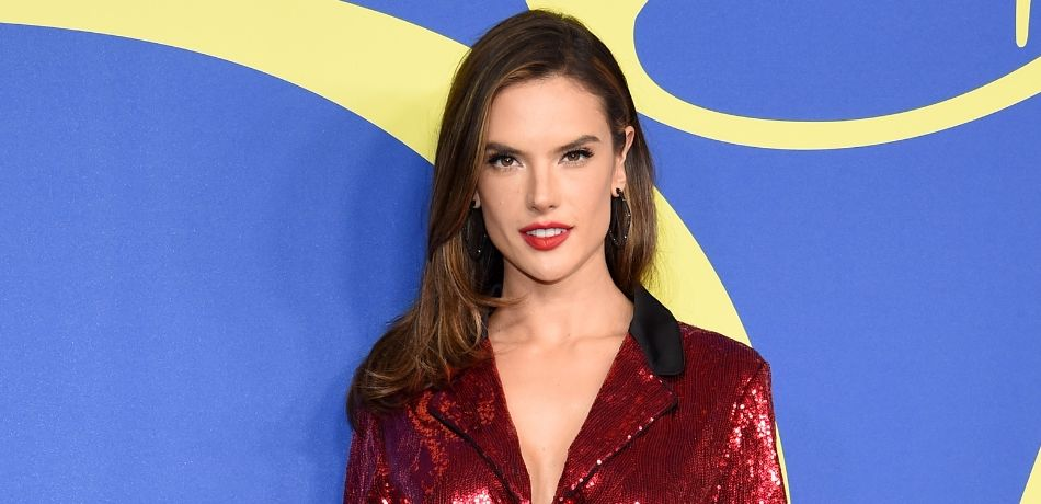 Alessandra Ambrosio attends the 2018 CFDA Fashion Awards at Brooklyn Museum