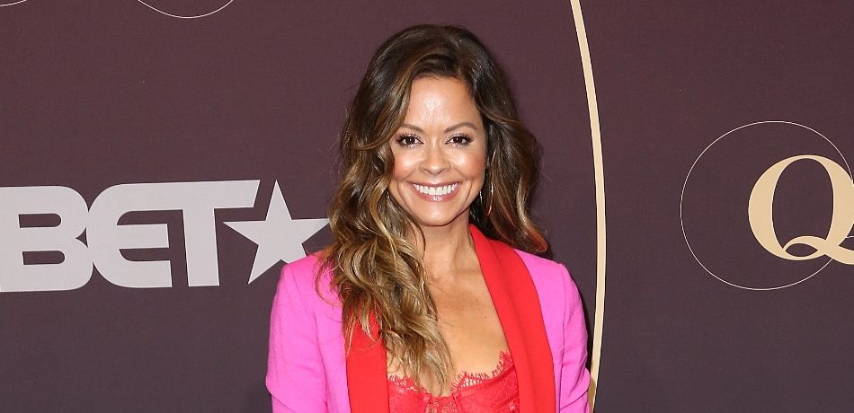 Brooke Burke arrives at 'Q 85: A Musical Celebration for Quincy Jones' presented by BET Networks