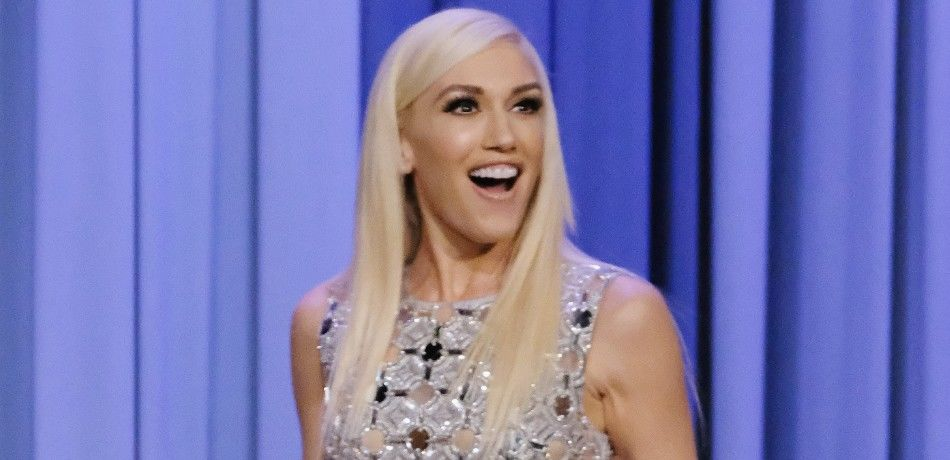 Gwen Stefani Visits 'The Tonight Show Starring Jimmy Fallon' at Rockefeller Center