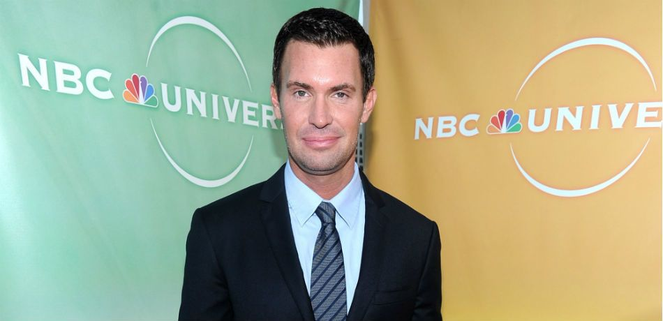 Jeff Lewis arrives to NBC Universal's 2010 TCA Summer Party