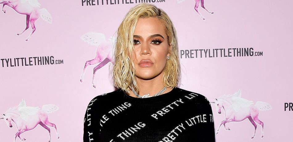 Khloé Kardashian attends the PrettyLittleThing LA Office Opening Party on February 20, 2019 in Los Angeles, California.