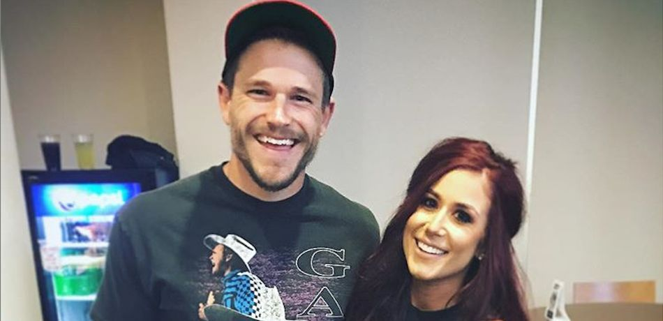 Chelsea Houska and Cole DeBoer appear on 'Teen Mom 2.'