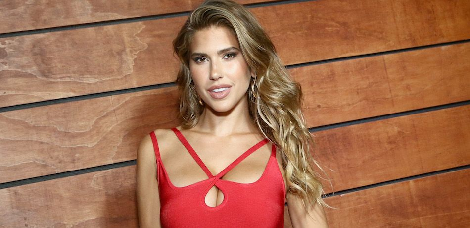 Kara Del Toro attends the GUESS Holiday 2018 event.