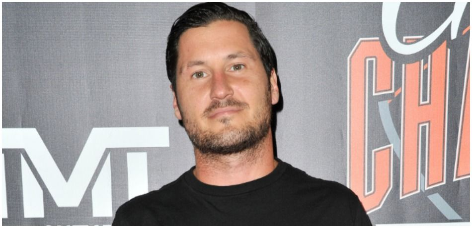Val Chmerkovskiy attends the Monster Energy $50K Charity Challenge Celebrity Basketball Game at UCLA's Pauley Pavilion on July 08, 2019 in Westwood, California.