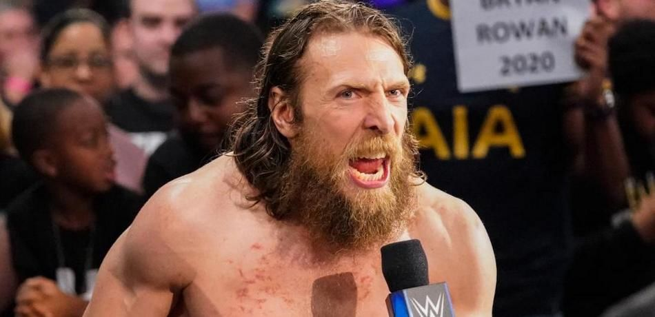Daniel Bryan delivers a serious promo in WWE.