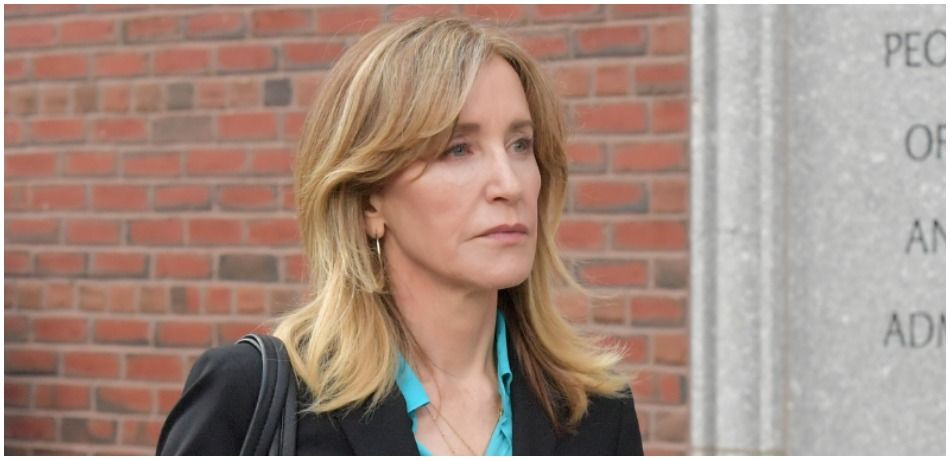 Felicity Huffman's Prison Sentence Begins As Actress Reports To Facility For 14-Day Stint