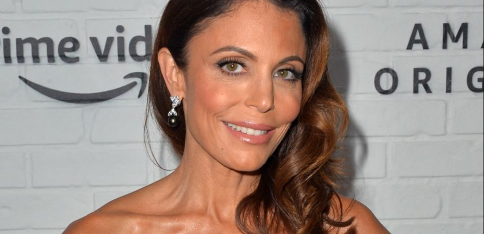 Bethenny Frankel Rocks Nude Bikini With Lace Ruffles On Instagram