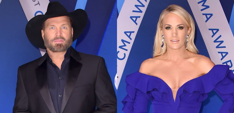 Garth Brooks Admits Carrie Underwood Deserved CMA Entertainer Of The Year Award