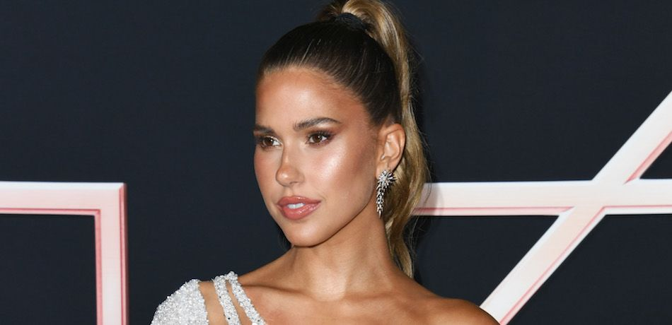 "Kara Del Toro attends the premiere of Columbia Pictures' ""Charlie's Angels."""