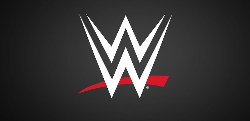A photo of WWE's official logo.