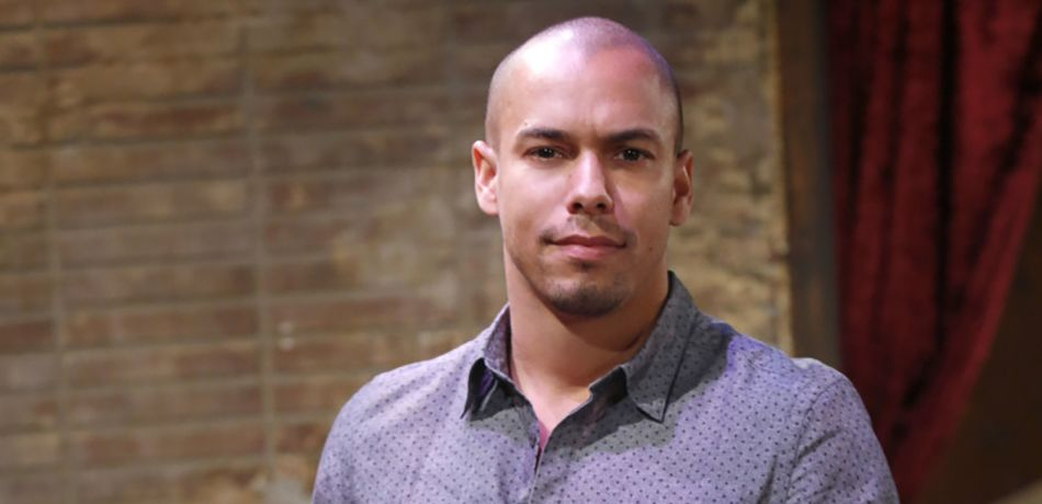 Bryton James plays Devon in The Young and the Restless.