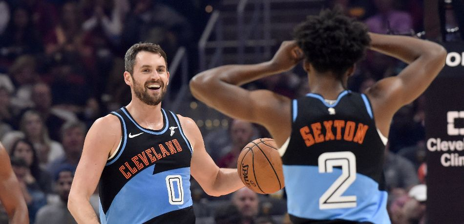 NBA Rumors: Spurs Could Acquire Kevin Love & Collin Sexton For Trade Package Centered On 2020 No. 1 Pick
