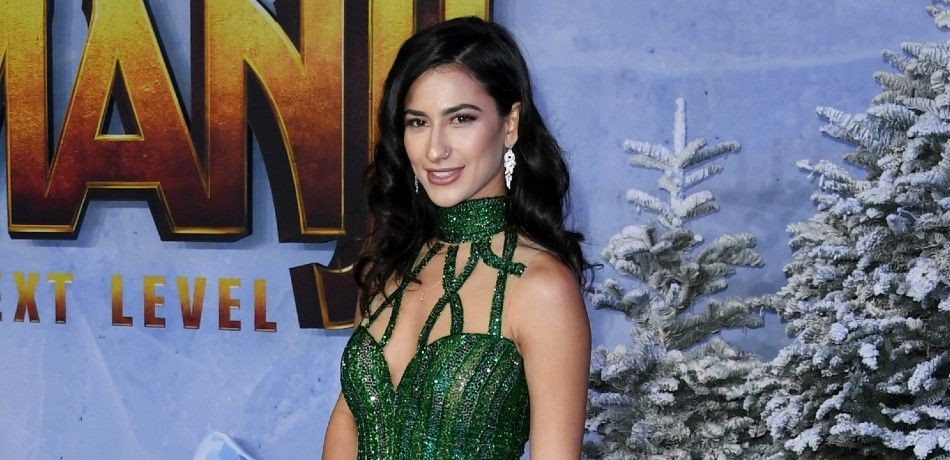 """Lexy Panterra attends the premiere of Sony Pictures' """"Jumanji: The Next Level"""" on December 09, 2019 in Hollywood, California."""